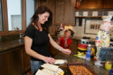 Lisa McCaffrey likes to make something easy for Super Bowl Sunday, and shares her recipe in her...