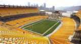 ADVANCE FOR THURSDAY, DEC. 27--FILE--Downtown Pittsburgh and the confluence of the Allegheny and...