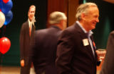 Charlevoix County, MI, May 7, 2004--John Ramsey attends Charlevoix County Republicans Lincoln Day...