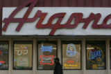 Argonaut Wine and Liquor, 718 East Colfax, on the corner of Colfax and Washington. Photo by TODD...