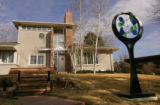 The home of Ed Warner and Jacalyn Erickson on March 1, 2006 is a contest winner in our awards...