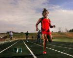 Rocky Preps feature for 4/13 -- Eaglecrest's Ashley Cruder (cq), 16, junior at Eaglecrest High...