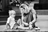 webshow  janet elway with her son jack.