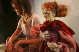 Annie and Dave Zook live in and own/operate the Denver Puppet Theatre/home, 3156 W. 38th Ave.,...