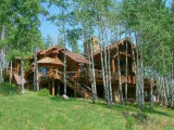 Images from Dennis Kozlowski's house in Beaver Creek show some of the home's lavish appointments....