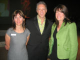 From left, Plannned Parenthood Rocky Mountain chapter  vice president of development Lisa Tadiri;...