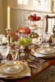 SH06J119HOMESTYLE Oct. 16, 2006 _ Whether you have a footed server in ironstone or patterned...