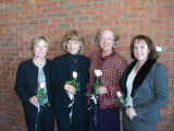 (L-R: Sandi Ross, Judy Korstad, Sally Newcomb and Debbie Gradishar) Children's Diabetes Guild 2007...