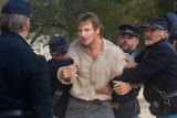 NY683 - In this photo provided by International House of Publicity, Liam Neeson (center) stars in...