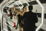 EDAW's 2001: A Space Odyssey (DAVID FOXHOVEN/SPECIAL TO THE NEWS) Denver Art Museum Design Council...