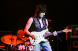 Guitarist Jeff Beck, 62, played the Lecture Hall at the Colorado Convention Center Thursday...