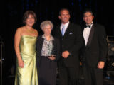 Fiesta Colorado attracted, from left, Denver Hispanic Chamber of Commerce board Chairwoman Martha...