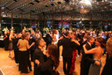 Gala guests danced for the CNI cause, too. (STEVE PETERSON/SPECIAL TO THE NEWS) Dancing for a...