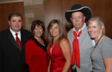 Red Wagon Ball 2006 Friend of Children Award recipients Pierre and Coco Lacroix of the Colorado...