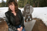 (DLM5112) -  at the Mount Lindo Memorial Park in Morrison, Colo., Sunday, Feb. 11, 2007.  (DARIN...