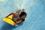 (FEDERAL HEIGHTS, CO. -  July 28, 2004)   Tamara Ausmus-Fernandez, 18, of Northglenn, competed...