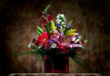Valentine's Day flowers reflecting a variety of hot trends in flowers in three price ranges from...