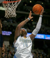 Denver Nuggets forward Carmelo Anthony shoots in the second quarter against the Memphis Grizzlies...