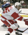Avalanche play the Detroit Red Wings in a hate-filled grudge match Tuesday evening Jan. 9, 2007 at...