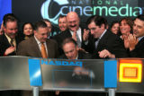 Pictured: Kurt C. Hall, President, Chief Executive Officer and Chairman of National CineMedia,...