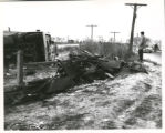 Accidents, Bus - Greeley crash  no other information on Archive print