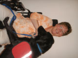 pix for c4cl-gary Mary Kay Lee and Potter the wonder dog