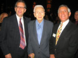 From left, Bruce H. DeBoskey, Bill Hosokawa and Rob Klugman. (DAHLIA JEAN WEINSTEIN/ROCKY MOUNTAIN...