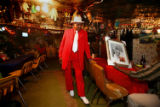 (NYT44) MERIGOLD, Miss. -- March 1, 2007 -- MISS-JUKE-JOINT-3 -- Longtime proprietor Willie...