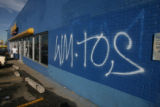 Gang graffiti on buildings and bridges has been a long time problem in sections of Denver. When a...