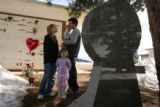 (DLM5232) -  at the Mount Lindo Memorial Park in Morrison, Colo., Sunday, Feb. 11, 2007.  (DARIN...