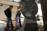(DLM5234) -  at the Mount Lindo Memorial Park in Morrison, Colo., Sunday, Feb. 11, 2007.  (DARIN...