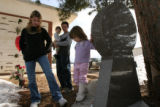 (DLM5240) -  at the Mount Lindo Memorial Park in Morrison, Colo., Sunday, Feb. 11, 2007.  (DARIN...