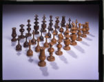 Chess set (French),American Philosophical Society, Photo by Peter Harholdt