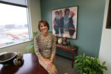 Bev Sloan, Director of Hospice of Metro Denver, In My Office, 501 S. Cherry St., suite 701,...