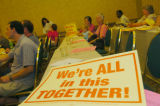 (8/23/2004, Denver, CO)  The United Food and Commercial Workers Local 7 Union meeting with King...