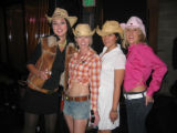 The best-dressed western gals at Urban Cowboy picked by a representative from Park Meadows Mall...