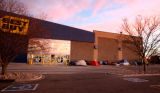 About 20 people were camped  early Thursday morning November 16,2006 in front of Best Buy at...