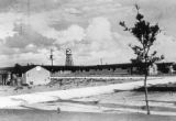Barracks from a distance at Grenada-Amache Japanese Internment Camp.    (Photos from...