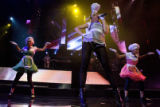 DLM2053  Gwen Stefani performs at the Pepsi Center Wed., May 2, 2007. (DARIN MCGREGOR/ROCKY...
