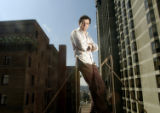 (NYT18) SAN FRANCISCO -- April 29, 2007 -- SOCIAL-MOBILITY-2 -- Daniel Graf, a founder of Kyte,...