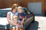 (8/13/2004, Denver, CO)   A son shot and killed his father between their house at 402 S. Quitman...