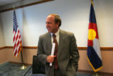 Attorney General John W. Suthers talks about the 2007 legislative session, including the passage...