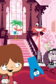 Mac plays with the characters on Foster's Home for Imaginary Friends, which is a 30-minute...