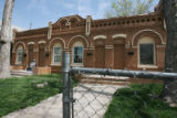 The residences at 3760 Gilpin St. in Denver, Colo. on Monday April 30, 2007 are owned by Sherri...