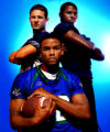 Denver, Colo., photo taken August 13, 2004- FULL COVER color photo for the RockyPreps football...