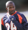 JPM193 -  Champ Bailey is the best player on the Denver Broncos defense and some say the best in...