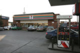 An exterior, 7-Eleven, 595 Havana St., Aurora, Colo., Monday December 11, 2006, adjacent to 6th...
