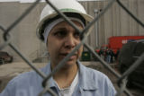 at the Swift meat packing plant in Greeley, Colo. onTuesday  December 12, 2006. Special agents...
