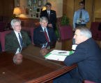 New Governor Signs First Republican-Sponsored Bill   State Rep. Don Marostica, R-Loveland, holds...