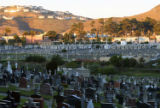 (NY52) COLMA, Calif. -- Dec. 8, 2006 -- CALIF-CEMETERY-TOWN -- The Greek Orthodox Cemetery in...